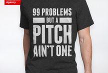 Creative Agency T-shirts / Necessary apparel for agency folk.