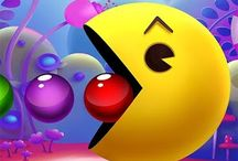 PAC-MAN Pop Bubble Shooter Mod Apk 1.5.3688 Mod PowersUp