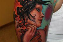 I love tattoos! / by Kristina Metts