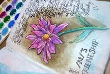 • Art Journaling 3