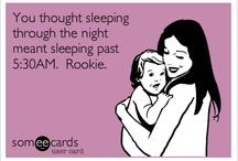 Mommy Snark / by Erin S at Woof Tweet Waah