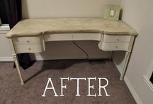 This is what it was before and after / Before & Afters