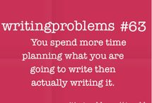 | writers problems |