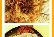 Fall / Cool fall related book stuff.