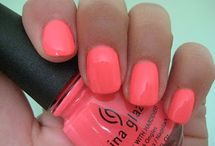 Nail'd It! / All about Nails! / by Kristyn Featherston
