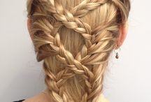 Ideas - Hairstyles and Makeup