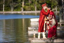 Indian Weddings in The Poconos / Indian inspired weddings shared with The Lodge at Mountain Springs Lake