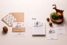 Inspirations and ideas - weddings papeterie collections