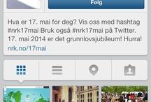 Sosiale medier anno 2013 #resonatenor