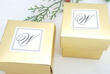 Soapy Favors for Brides
