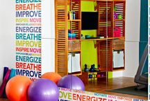Dream Home ~ Exercise Room / by T