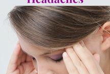 Natural health / Essential oils, headache info, homemade remedies