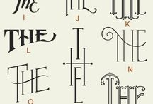 Font / {Awesome font ideas}