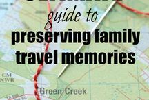 Family Travel Souvenirs