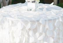 Wedding tables / Table decor