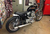 MOD moto builds