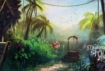 Dungeons of Aledorn / Indie RPG game development by Team21 @DungeonsAledorn