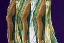 Dreamgirls - Supremes / Effie, Deena, Lorell, Michelle, Diana, Mary, Flo, Cindy, Jean, Lynda, Scherrie, Susaye, Barbara, and Betty.... / by Terry Oldes