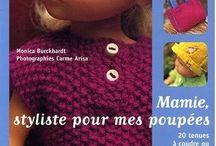 Tricot/Crochet : pour poupées