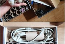 DIY with Shoe Boxes / DIY with Shoe Boxes