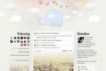 Tumblr Themes..