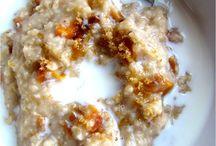 | OAT ♥ MEAL | / Oatmeal recipes!