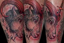Pinterest Ink  / Tattoo - Art body place.