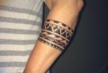 Tatuaje de una banda