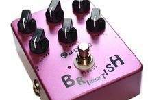 Guitar Effects - Overdrive