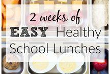 Zdravé obědy do školy