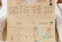 Wedding seating lists