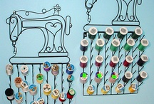 Sewing room / by Kay Good