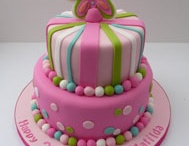Madison birthday cake