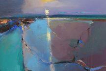 Peter Wileman / Paintings