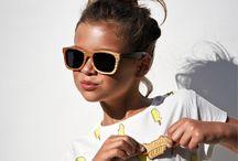 summer 2015 / barrette et broche typographique en bambou // les expressions françaises se font la male et investissent votre dressing