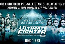 Ultimate Fighter Finale TBA vs TBD Dec 1, 2017 on FS1