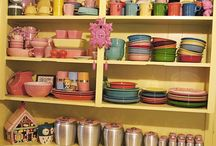 Pretties for the Kitchen / by Steph Atteberry