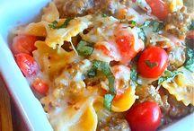 Recipes for Italian / Italian dishes
