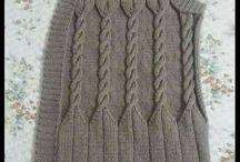 maglia schemi trecce
