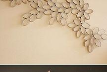 flor de carton