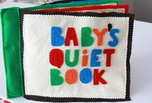 Quiet Book Ideas / by Amy Storey