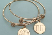 Jewelry / Golds and Silvers  / by Lois Pressler