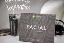 #Facials #Skinhealth / Contact me 440-773-1239. www.wojwraps.com / by Kathy Wojtila
