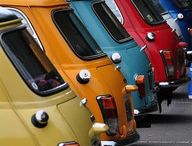 Cars~Mini Coops / by Terri Bramley