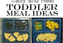 Toddler Meals / by Kylee Harward