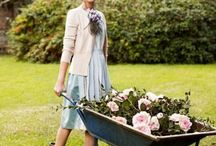 móda do záhrady