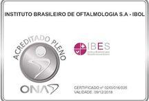 Instituto Brasileiro de Oftalmologia - IBOL / Foi pelas mãos do Professor Luiz Eurico Ferreira que em 1970 nasceu o Instituto Brasileiro de Oftalmologia (IBOL), primeira clínica a realizar exames complementares oftalmológicos no Brasil.