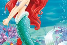 H's fairy mermaid party