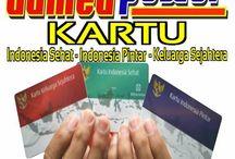 Presiden Jokowi luncurkan 3 kartu ampuh | KIS - KIP - KKS