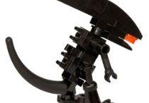 LEGO (minifigs & brickart)
